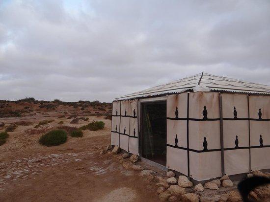 Camping Le Roi Bédouin : Bedouine tent