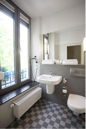 Hotel de la Poste: Salle de bain