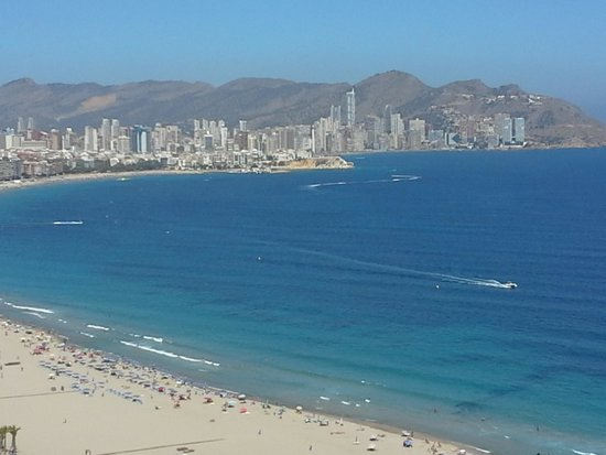 Servigroup Torre Dorada : Poniente beach + Benidorm