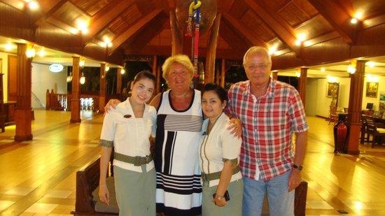 Banana Fan Sea Resort: Hotel
