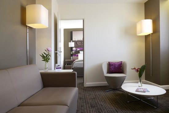 Mercure Toulouse Centre Wilson Capitole: Junior Suite