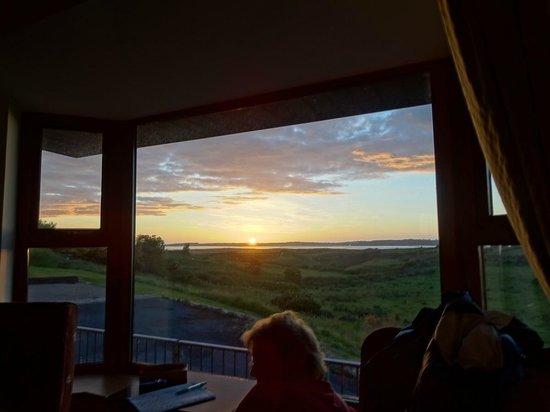Down Yonder Luxury Bed & Breakfast: la vue depuis la chambre