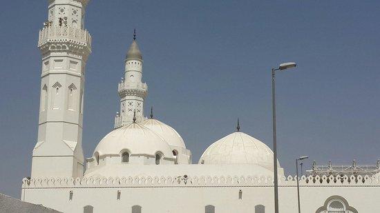 Mosquée de Quba : Quba mosque