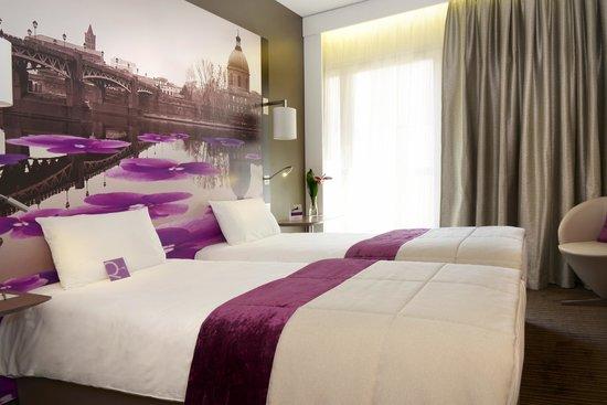 Mercure Toulouse Centre Wilson Capitole: Chambre Standart avec lit King size