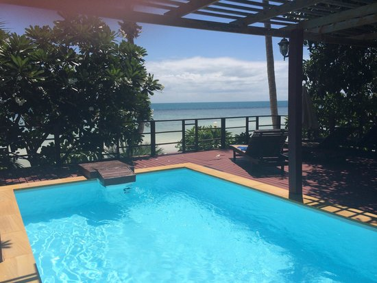 Haadlad Prestige Resort & Spa: Pool villa! Fantastisch