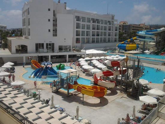 Anastasia Beach Hotel: аквапарк