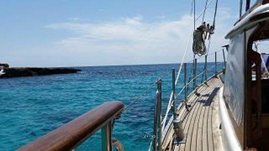Vita Bel II : Sailing