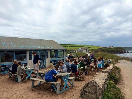 Beach House Cafe : The Beach House