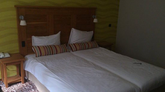 Fletcher Hotel-Restaurant Sallandse Heuvelrug : Excellent beds