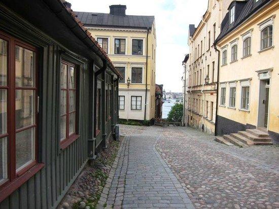 Free Tour Stockholm: Historic streets of Söder