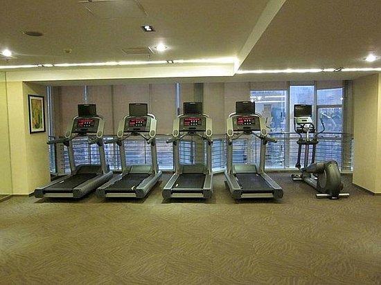 Somerset Jiefangbei Chongqing: Gym