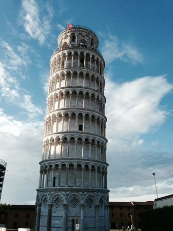 Bologna Hotel Pisa : Leaning Tower of Pisa