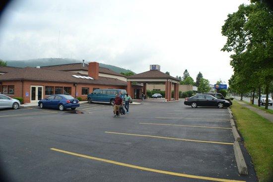 Comfort Inn: Hotel