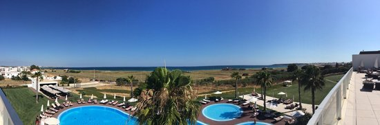 Sensimar Lagos by Yellow: Panoramic view from the hotel