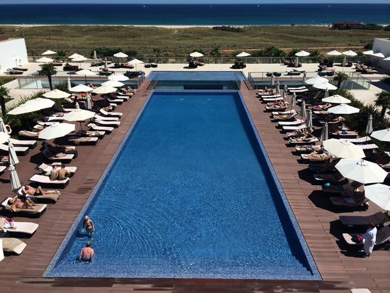 Sensimar Lagos by Yellow: Pool view from the balcony.