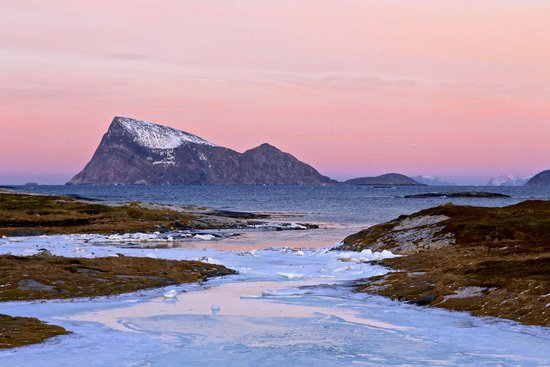 Sommaroy Arctic Hotel Tromso: haya