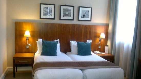 The Grand Hotel & Spa: Our room