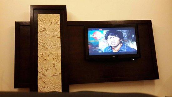 BEST WESTERN Resort Kuta: TV