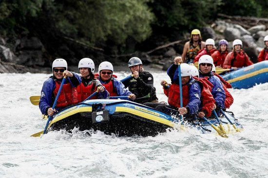 Swiss River Adventures