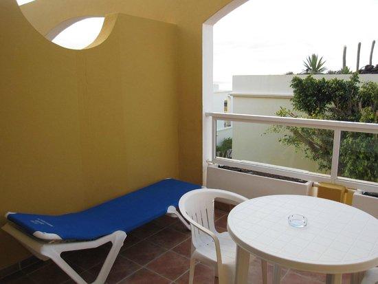 Ambar Beach Resort & Spa: Balkon