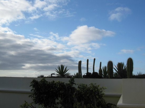 Ambar Beach Resort & Spa: Blick vom Balkon