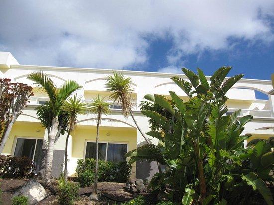 Ambar Beach Resort & Spa: Anlage