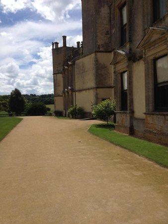 Sherborne Castle: Rear