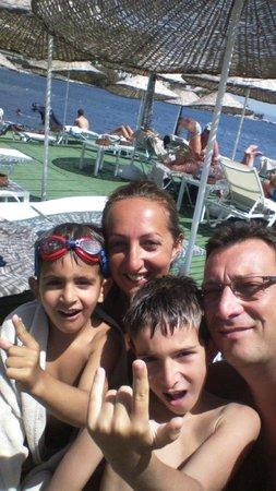 Hotel Baia Bodrum : mutlulugun resmi....
