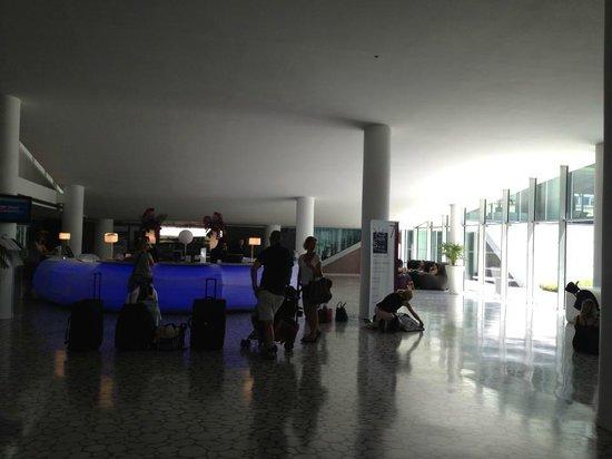 Radisson Blu es. Hotel, Roma: hall