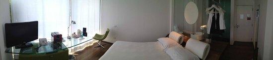 Radisson Blu es. Hotel, Roma: camera