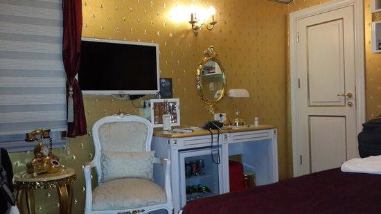 Sultan Tughra Hotel: Sultan's suite
