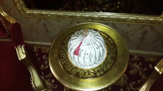 Sultan Tughra Hotel : Turkish delight at arrival