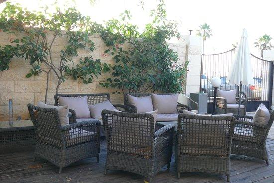 Acco Beach Hotel: Отель