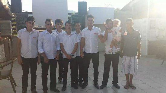 Grand Hotel Faros: boys x
