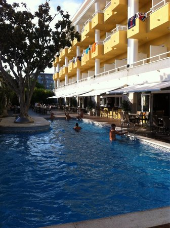 Augusta Club Hotel & Spa - Adults Only: Pool