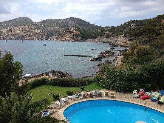 Olimarotel Gran Camp de Mar: View from room 306