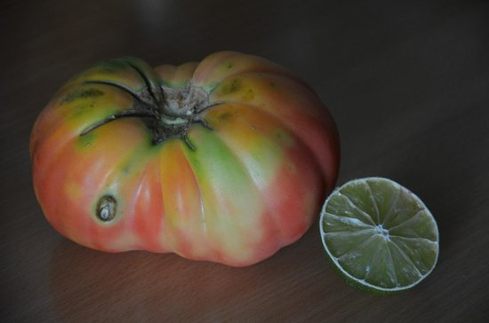 De Maria House B&B : Pomodoro di Sorrento