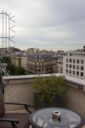 Art Deco Deluxe Terrace