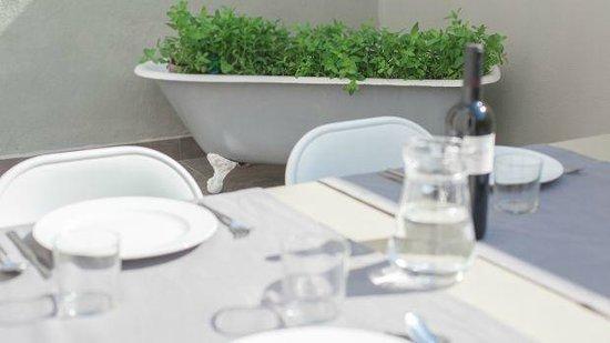 Valenciaflats Torres de Quart: Terraza privada