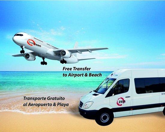 Hotel Zen Airport: transporte gratuito playa, Torremolinos y aeropuerto