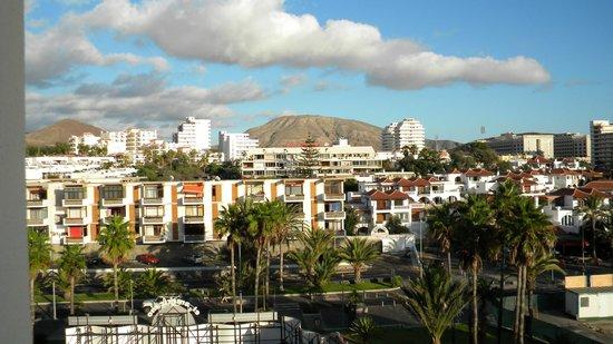 Sol Tenerife : Il Teide, visto dalla nostra stanza...