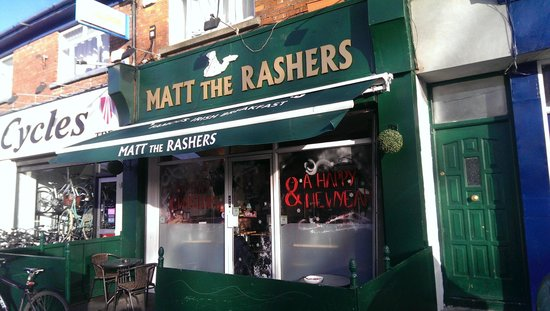 Matt the Rashers