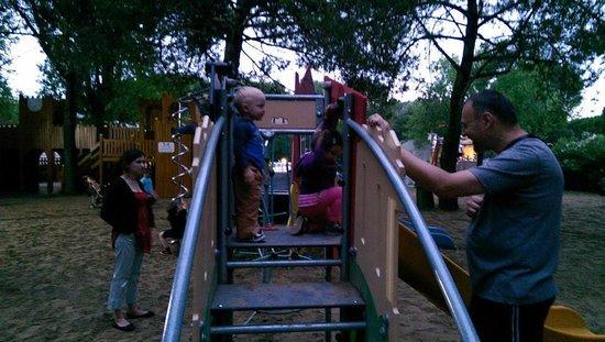 Camping Ca' Savio: playground