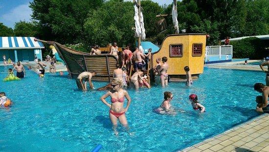 Camping Ca' Savio: pool