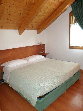Residence Piz Aot: Una stanza