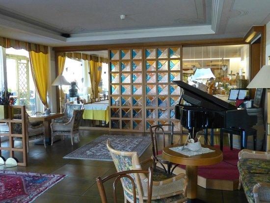 Sport&Wellness Hotel Cristallo : Innenbereich