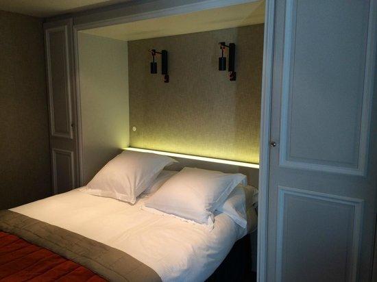 Bourgogne et Montana Hotel by MH: Quels bon oreillers !!!