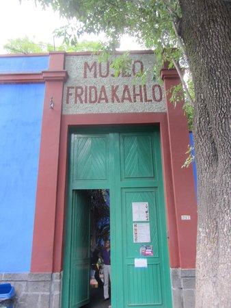 Musée Frida Kahlo : михайлова