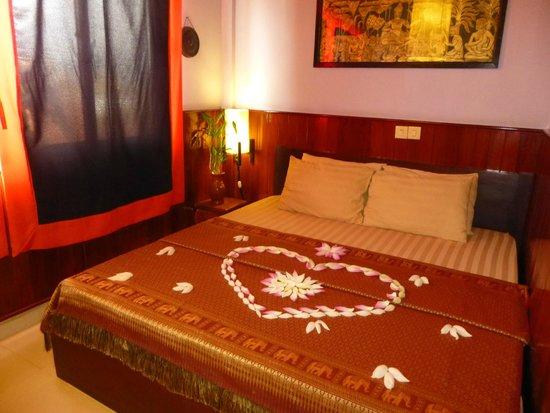 Golden Temple Villa : Deluxe room