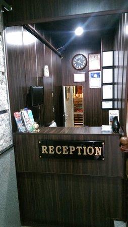 Grand Hotel Palmiye: Reception Area